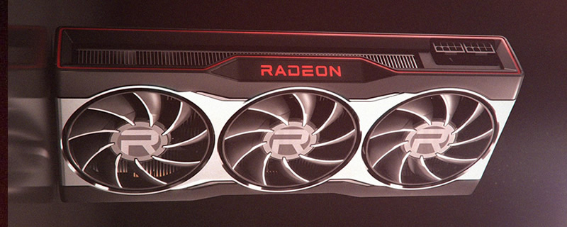 AMD reveals its first Radeon RX 6000 series GPU image