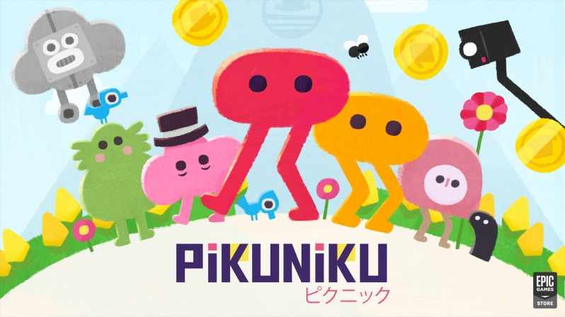 Pikuniku is currently available for free on the Epic Games Store