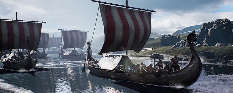 Viking City Builder to be the first RTS to support Ray Tracing and DLSS 2.0