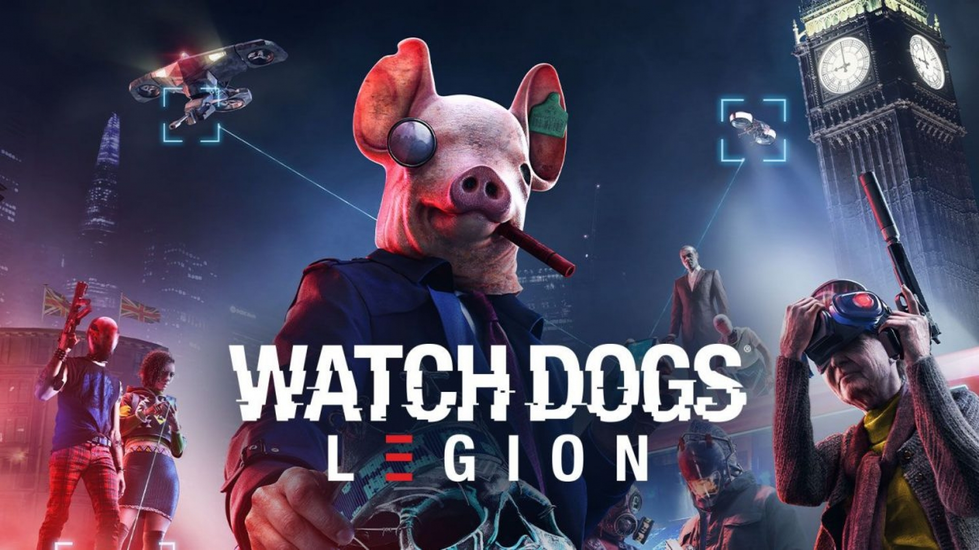 Watch Dogs Legion Is Crashing On A Mission Called 404 On Xbox One X Oc3d News
