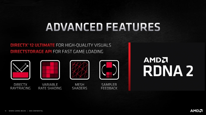 AMD confirms that the RX 6000 series will support ray tracing in existing titles