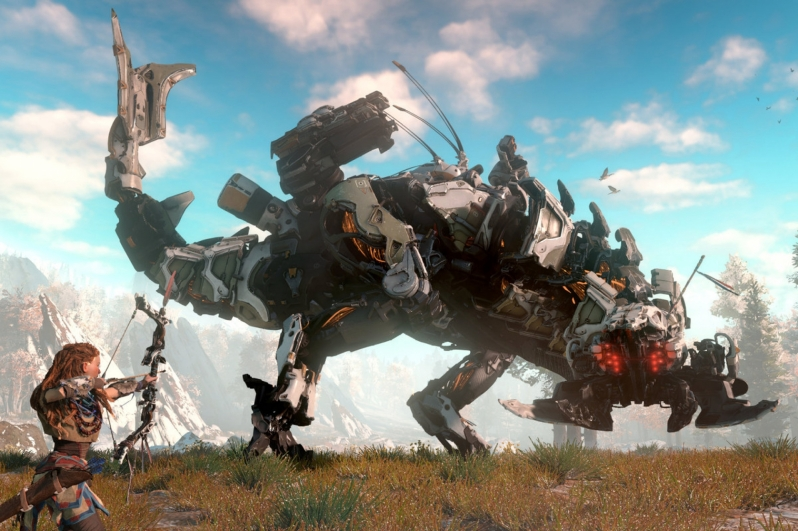 Horizon Zero Dawn: Complete Edition is coming to GOG next week