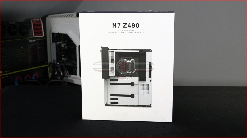NZXT N7 Z490 Motherboard Review