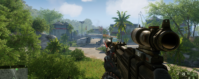 Crysis Remastered Performance Transformed - Patch 1.3.0 Delivers Huge Gains