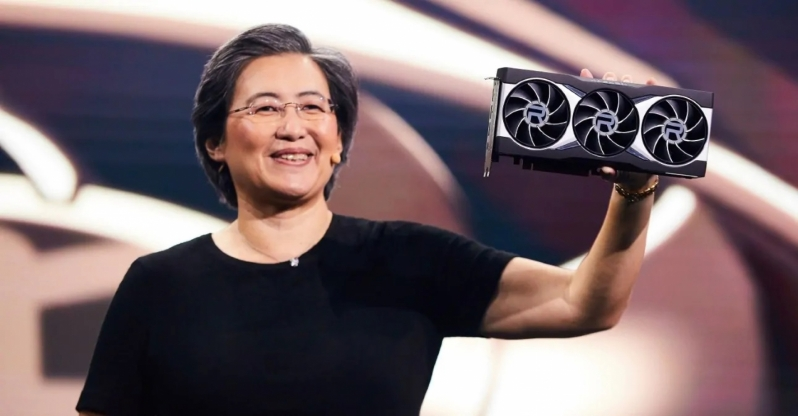 Custom Radeon RX 6900 XT GPUs are reportedly in the works