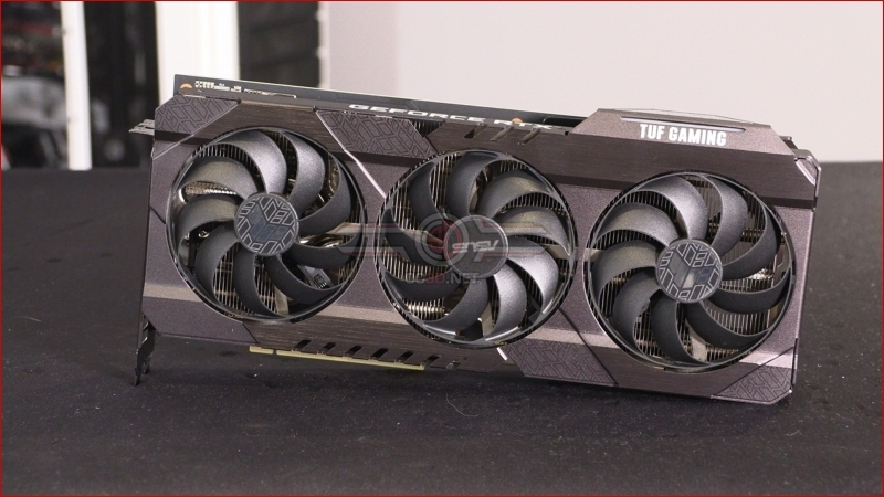 ASUS RTX 3070 TUF Review