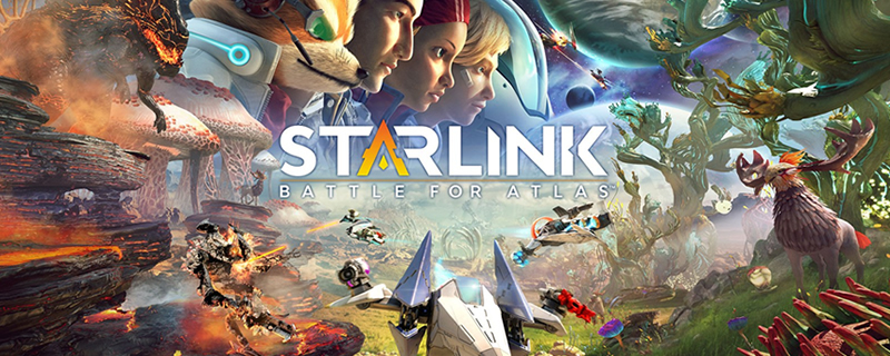 Ubisoft's giving away Starlink: Battle for Atlas for free on Ubisoft Connect