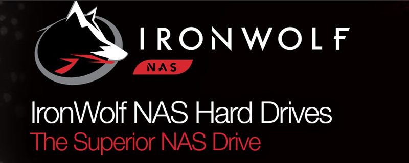 Seagate IronWolf NAS 18TB HDD and 1.92GB M.2 Review