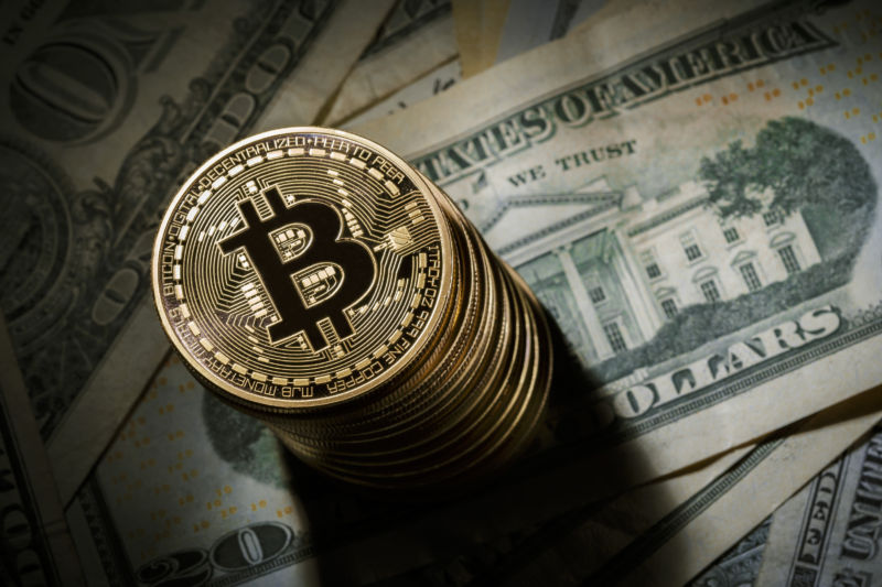 Bitcoin's value has risen to over $23,000 - a $3,000 increase in 24 hours