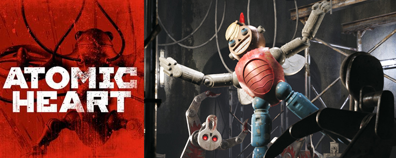 Atomic Heart receives PC system requirements
