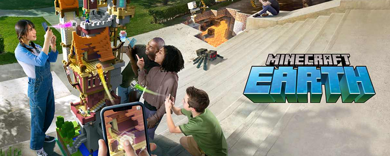 Minecraft Earth will be closed this June
