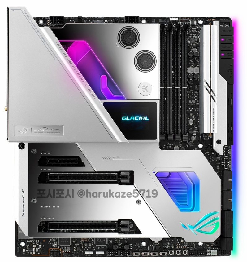 ASUS' Z590 motherboard lineup leaks - Ready for Rocket Lake!