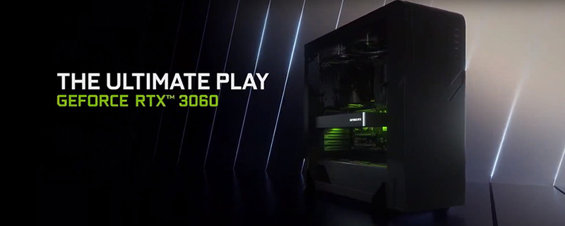 Nvidia reveals their RTX 3060 graphics card - A true GTX 1060 successor?