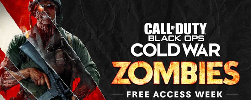 Call of Duty: Black Ops Cold War's Zombies Mode is available to play for free this week