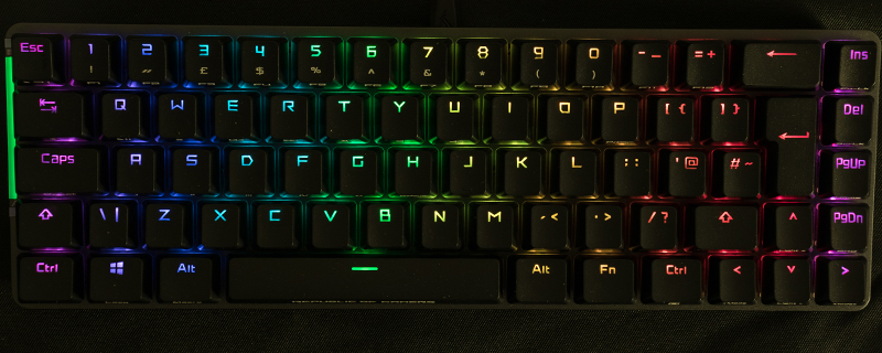 ASUS ROG Falchion Wireless Mechanical Keyboard Review