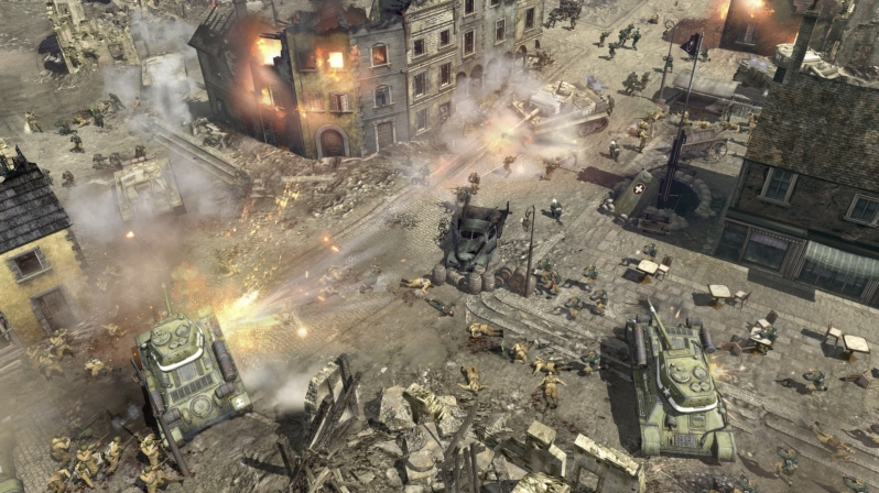 Enhanced performance and Stability - Company of Heroes 2 receives a 64-bit update 7 years after launch