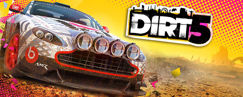 DIRT 5's Energy Content Pack Update deliver PS5 and Ryzen/PC performance updates