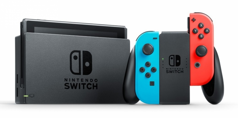 Nintendo's reportedly planning a new Switch with a large OLED display