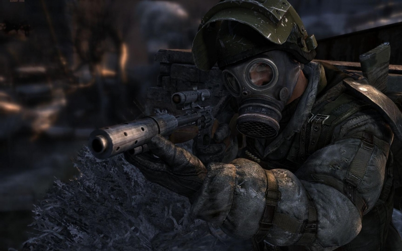 Metro 2033 is available for free on Steam until March 15th