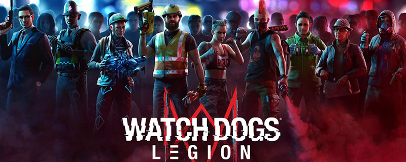 Watch Dogs Legion's latest patch enabled the game's Online Mode on PC