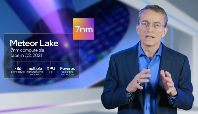 Intel expects to launch 7nm Meteor Lake processors in 2023