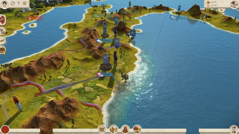 Recreating a classic - Creative Assembly reveals Total War: ROME REMASTERED