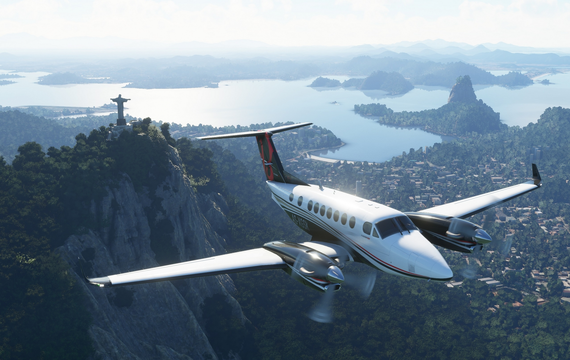 Microsoft Flight Simulator's latest patch delivers new ...