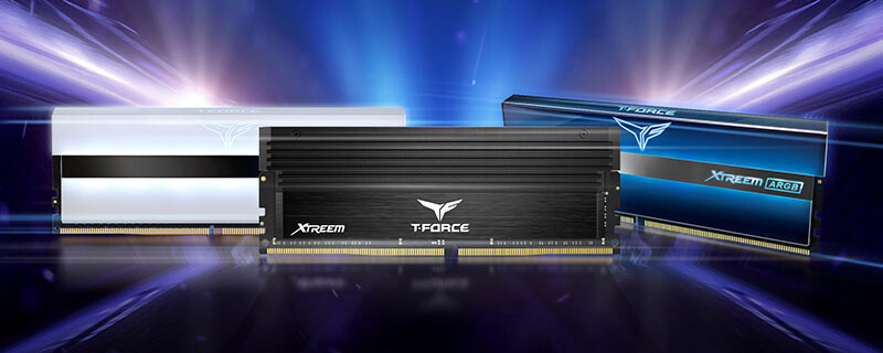 Team Group reveals stonking fast DDR4 T-Force Xtreem DDR4 memory for Intel's 11th Gen processors