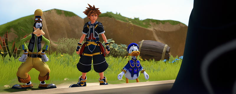 Kingdom Hearts 3 PC Port Report and Performance Review