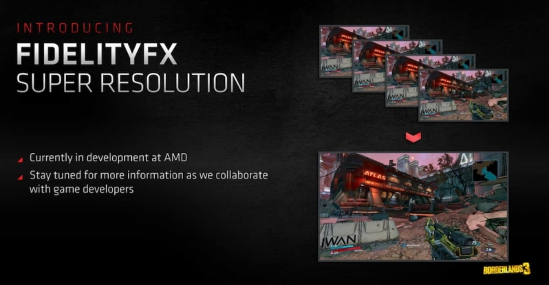 4A Games confirms that they have not evaluated AMD's FidelityFX Super Resolution tech