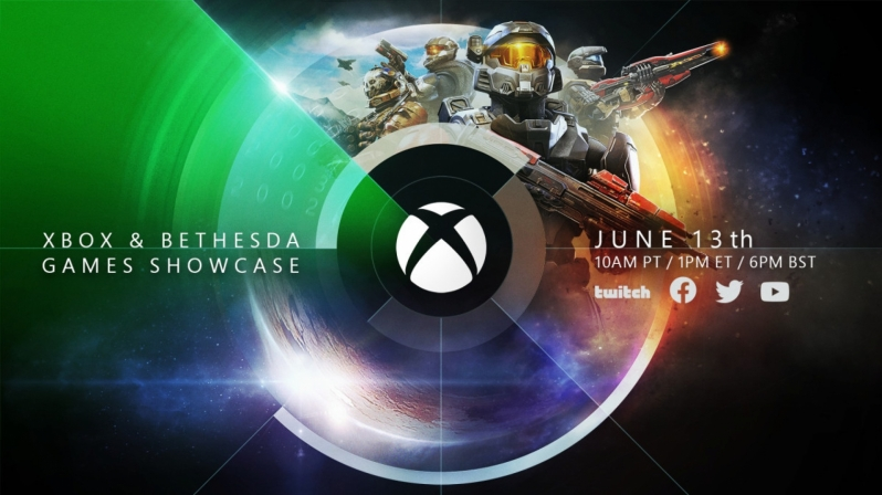 Xbox and Bethesda will host a combined E3-style Games Showcase Next Month