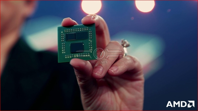 AMD's bringing the 3D packaging revolution to gamers, and it is transformative