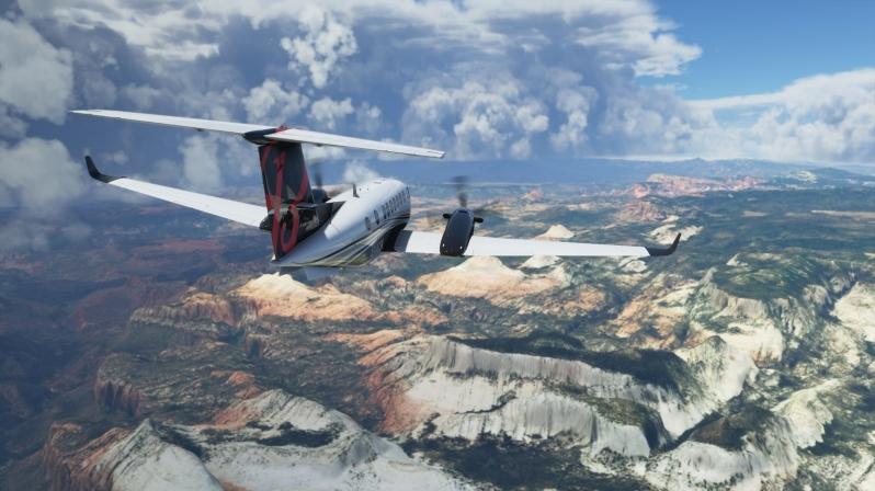 Microsoft Flight Simulator Performance Patch Tested - Huge Gains!