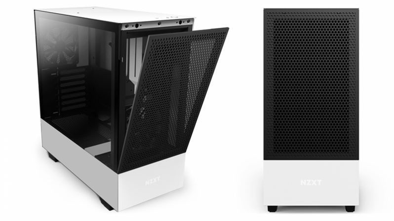 NZXT delivers increased airflow with their new H510 Flow chassis